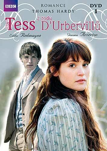 Tess z rodu D'Urbervillů - DVD 1 (papírový obal)