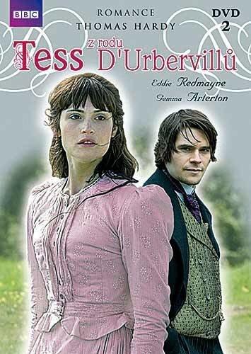 Tess z rodu D'Urbervillů - DVD 2 (papírový obal)