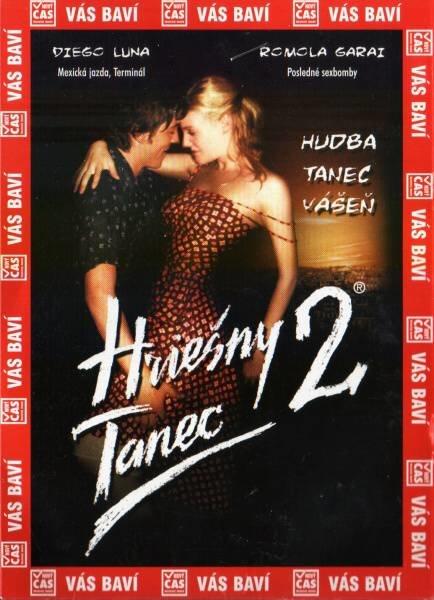 Hříšný tanec 2 (DVD) (papírový obal)