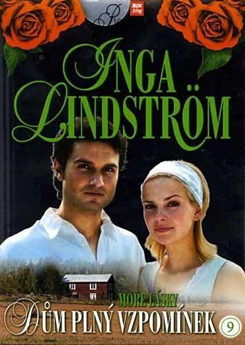 Inga Lindström - Moře lásky - Dům plný vzpomínek - DVD 9 (papírový obal)