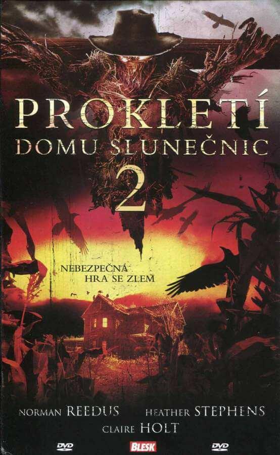Prokletí domu slunečnic 2 (DVD) (papírový obal)