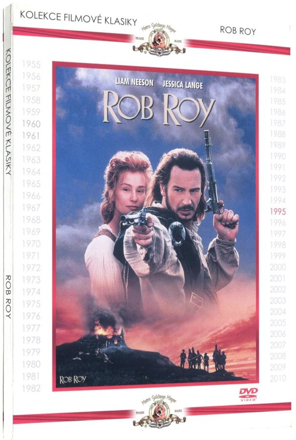 Rob Roy (DVD) - kolekce filmové klasiky