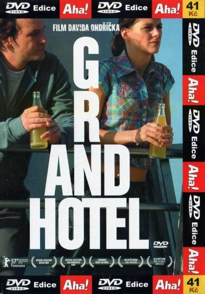 Grandhotel (DVD) (papírový obal)