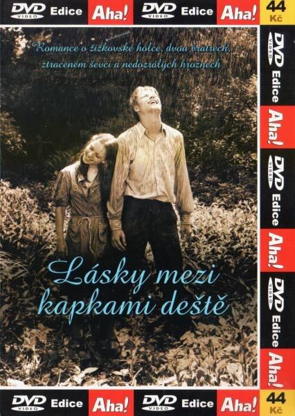 Lásky mezi kapkami deště (DVD) (papírový obal)