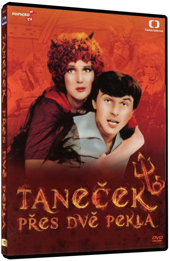 Taneček přes dvě pekla (DVD)