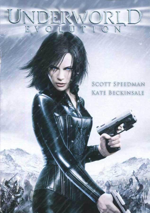 Underworld II: Evolution (DVD) (papírový obal)