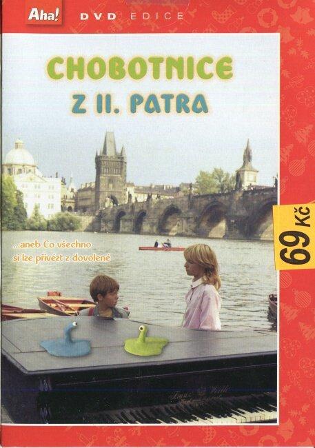 Chobotnice z II. patra (DVD) (papírový obal)