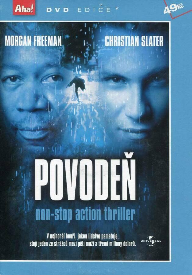 Povodeň (DVD) (papírový obal)