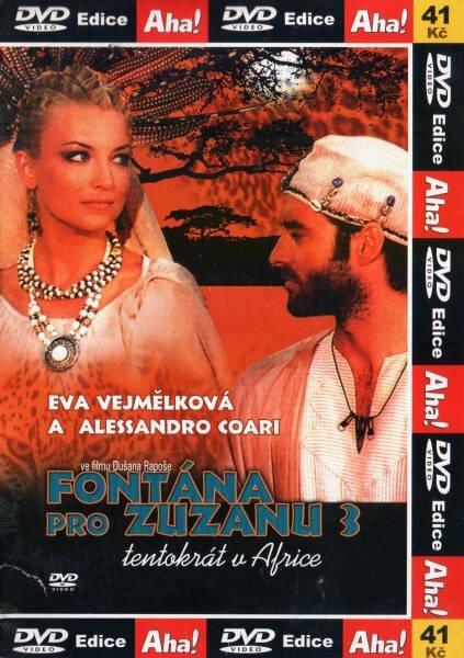 Fontána pre Zuzanu 3 (DVD) (papírový obal)