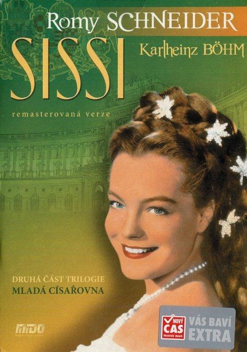 Sissi 2. část (DVD) (papírový obal) - remasterovaná verze
