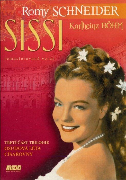 Sissi 3. část (DVD) (papírový obal) - remasterovaná verze