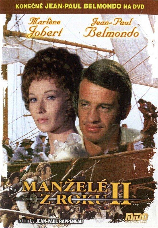 Manželé z roku II. (DVD) (papírový obal)
