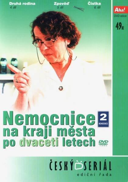 Nemocnice na kraji města po dvaceti letech - DVD 2 (papírový obal)