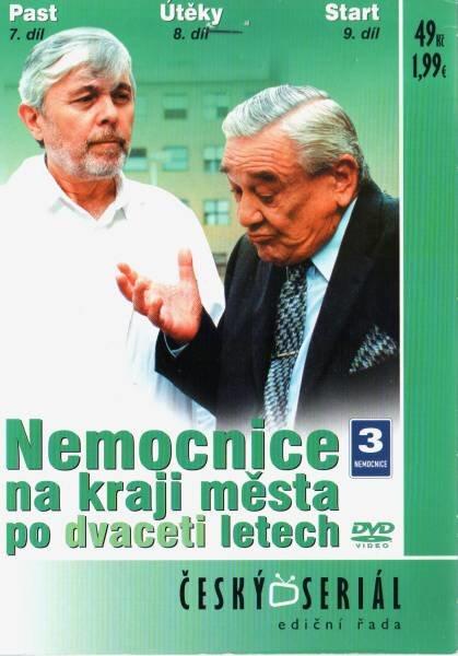 Nemocnice na kraji města po dvaceti letech - DVD 3 (papírový obal)
