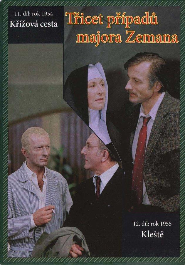 Třicet případů majora Zemana - DVD 06 (11.-12. díl) (papírový obal)
