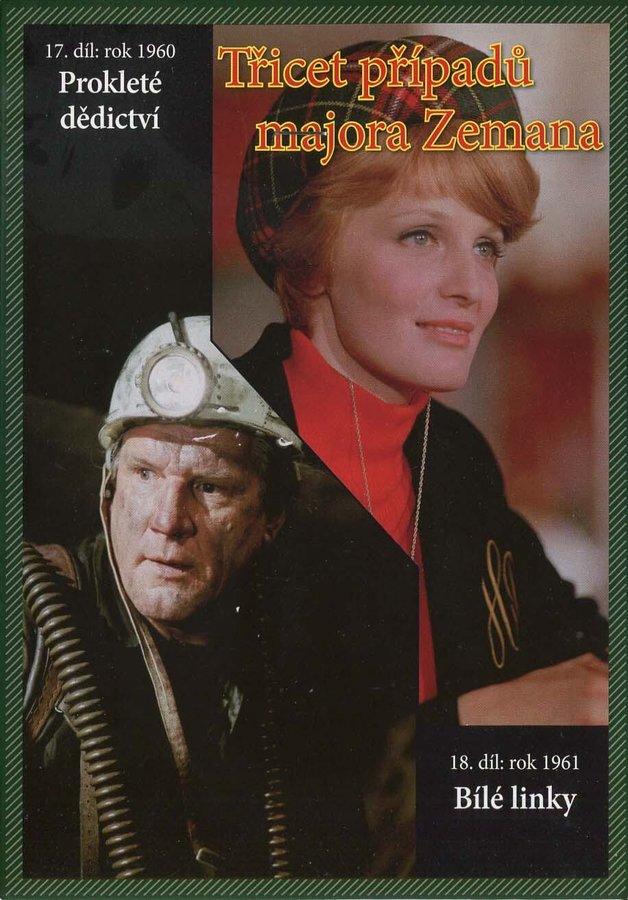 Třicet případů majora Zemana - DVD 09 (17.-18. díl) (papírový obal)