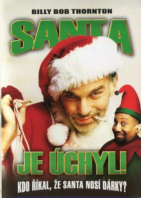 Santa je úchyl! (DVD)
