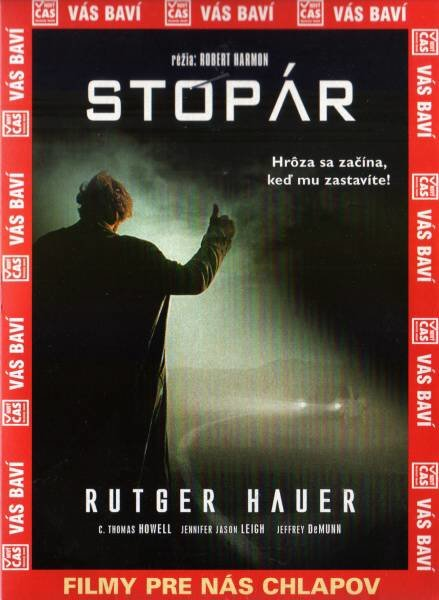 Stopař (1986) (DVD) (papírový obal)
