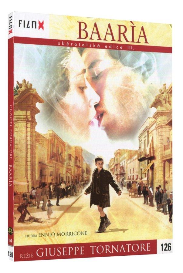 Baaria (DVD) - edice Film X