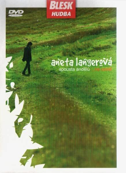 Aneta Langerová - Spousta andělů (DVD) (papírový obal)