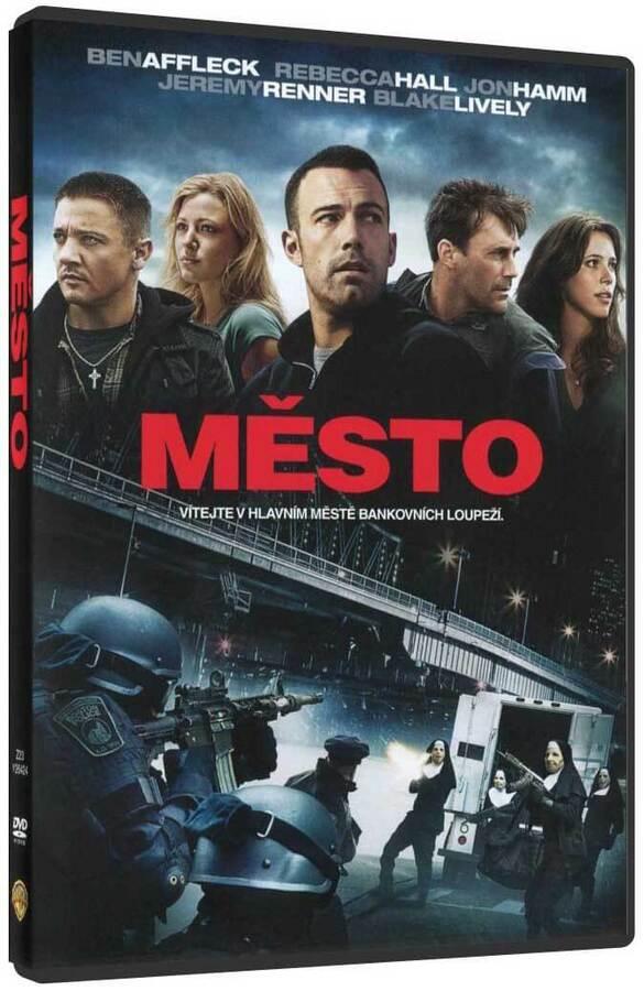 Město (DVD)
