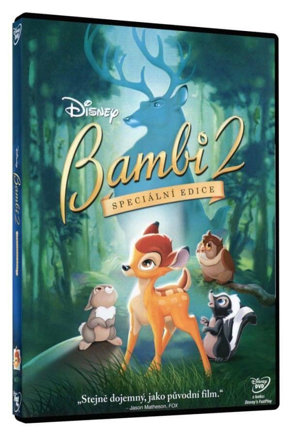 Bambi 2 S.E. (DVD)