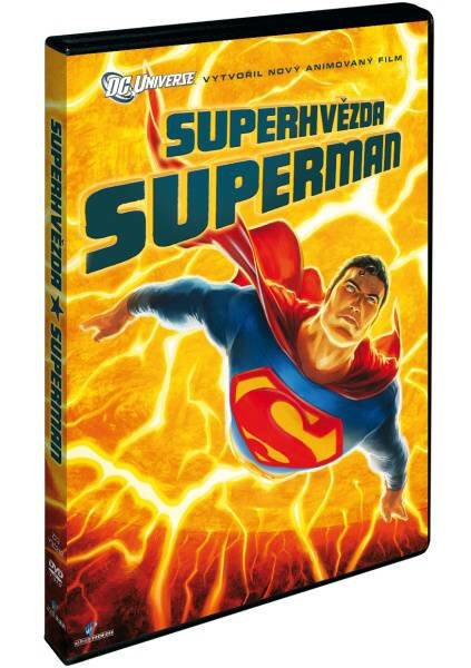 Superhvězda Superman (DVD)
