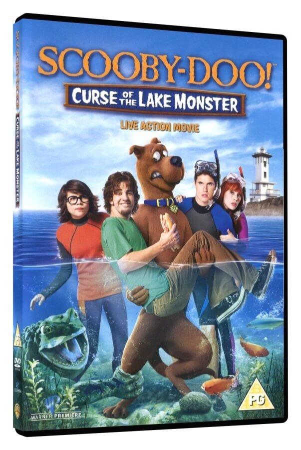 Scooby Doo! Prokletí nestvůry z jezera (DVD) - DOVOZ