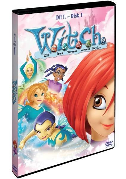 WITCH 1. sezóna - disk 1 (DVD)