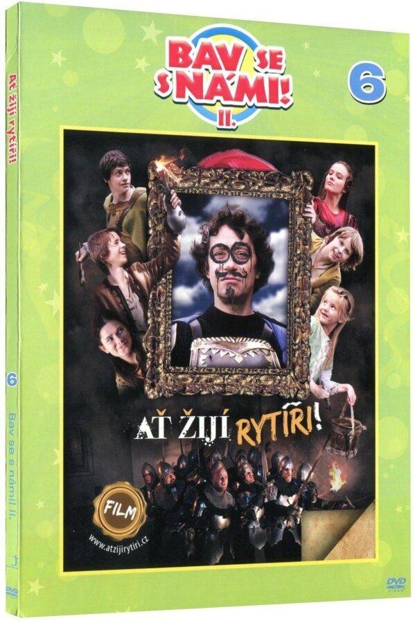 Ať žijí rytíři FILM (DVD) - edice Bav se s námi II.