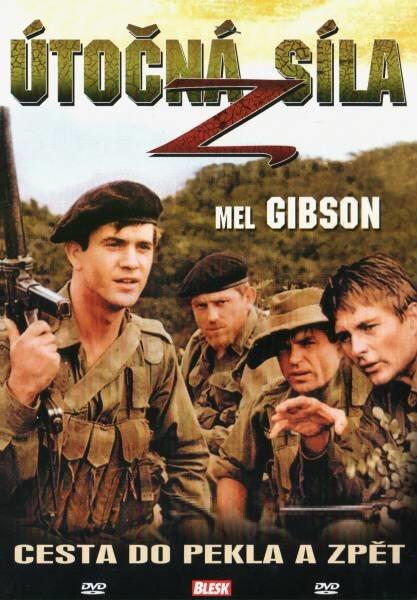 Útočná síla Z (DVD) (papírový obal)