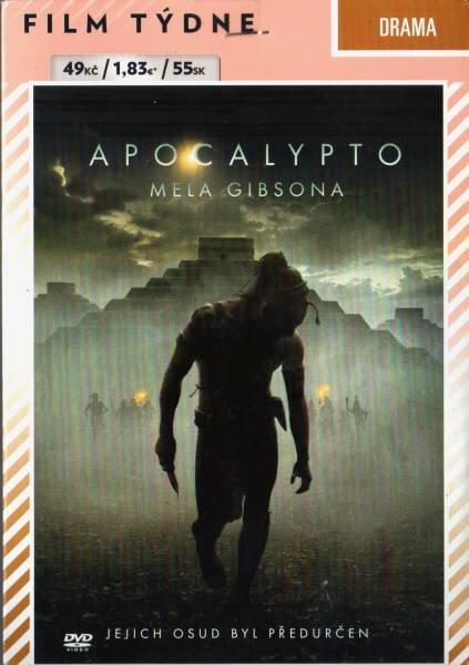 Apocalypto (DVD) (papírový obal)