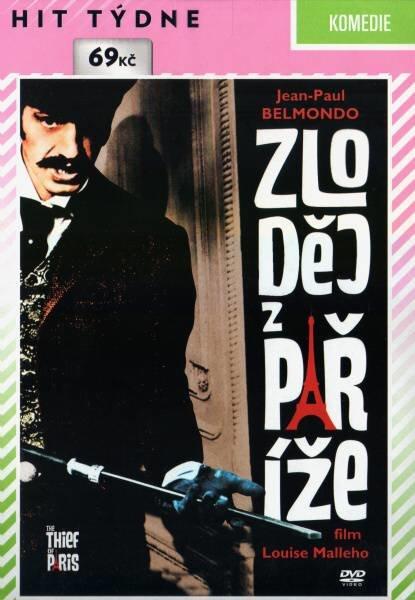 Zloděj z Paříže (DVD) (papírový obal)