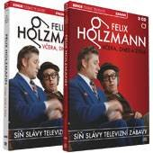 Felix Holzmann - Včera, dnes a zítra - 3xDVD+3xCD