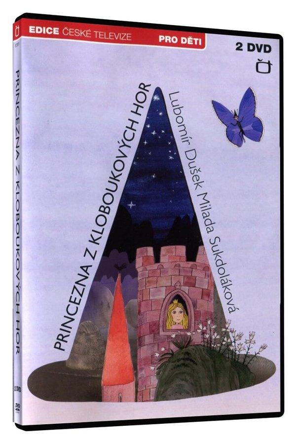 Princezna z kloboukových hor - 2xDVD