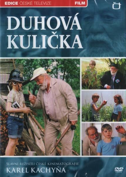 Duhová kulička (DVD)