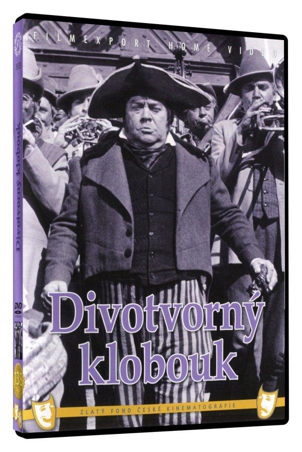 Divotvorný klobouk (DVD)