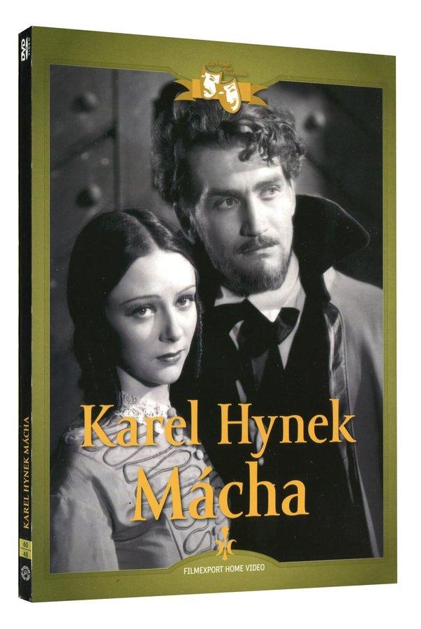 Karel Hynek Mácha (DVD) - digipack