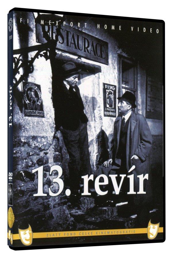 13. revír (DVD)