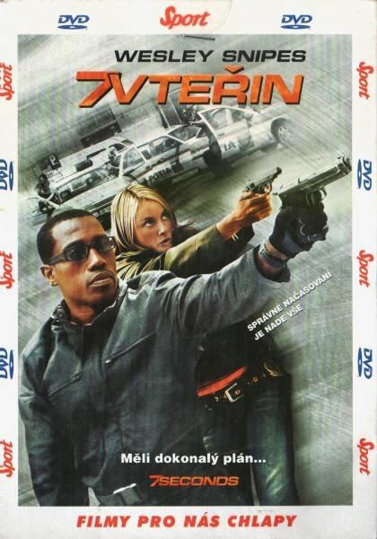 7 vteřin (DVD) (papírový obal)