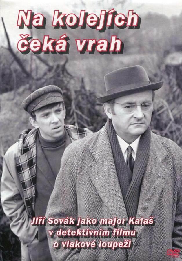 Na kolejích čeká vrah (DVD) (papírový obal)