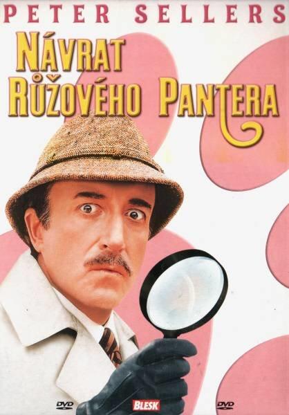 Návrat růžového pantera (DVD) (papírový obal)