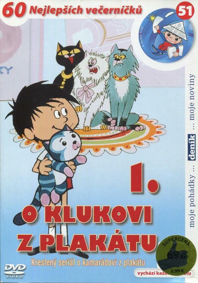 O klukovi z plakátu 1 (DVD) (papírový obal)
