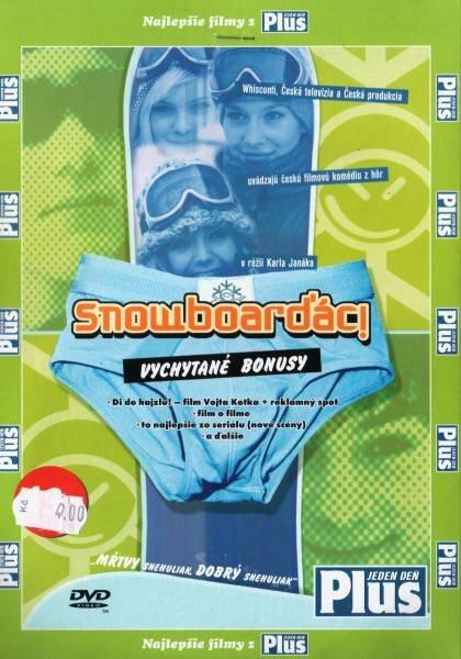 Snowboarďáci (DVD) (papírový obal)