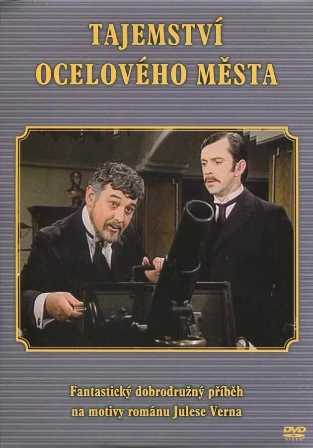 Tajemství ocelového města (DVD) (papírový obal)