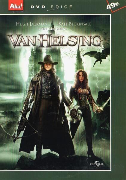 Van Helsing (DVD) (papírový obal)