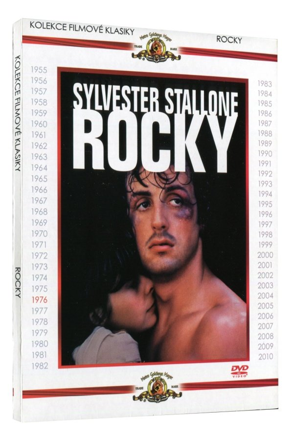 Rocky (DVD) - kolekce filmové klasiky