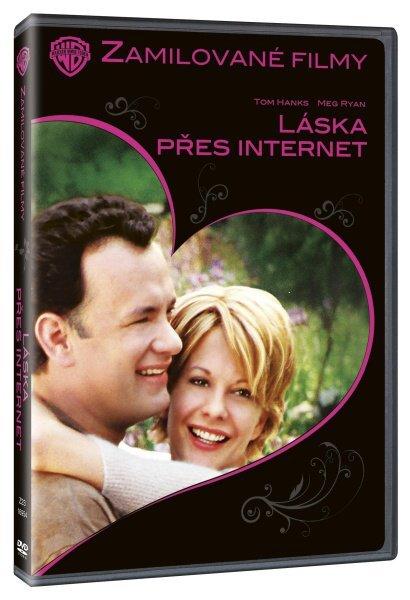 Láska přes internet (DVD) - edice zamilované filmy