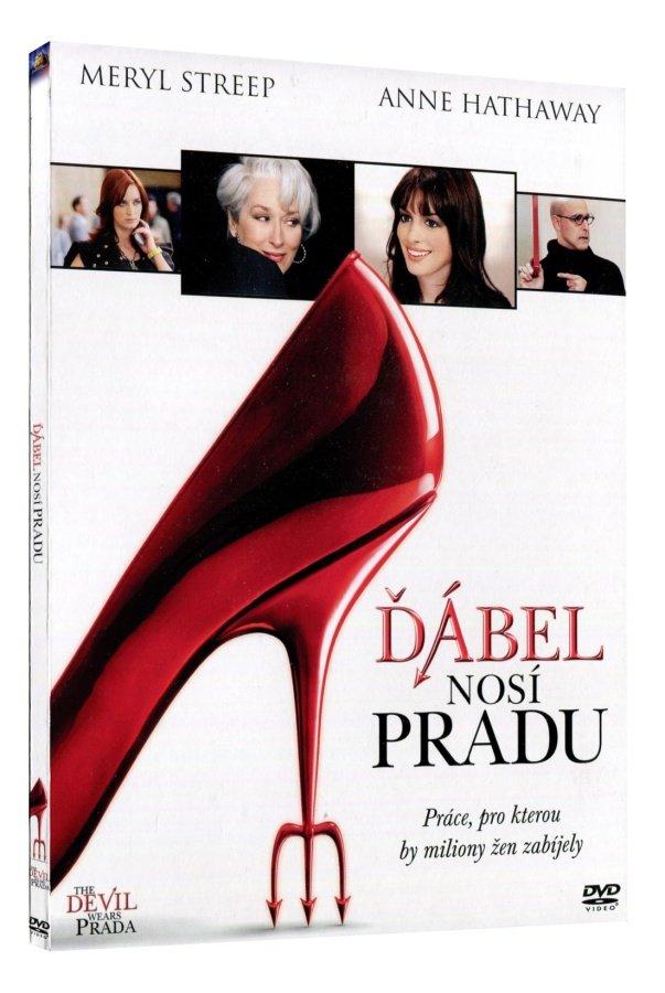 Ďábel nosí Pradu (DVD) - digipack