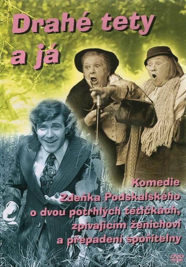 Drahé tety a já (DVD) (papírový obal)